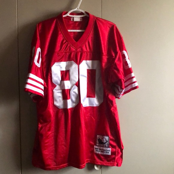 Mitchell Ness Shirts 1996 San Francisco 49ers Throwback Jersey Poshmark
